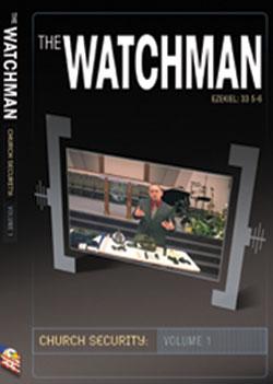 Church Security Dvd The Watchman The Watchman Church